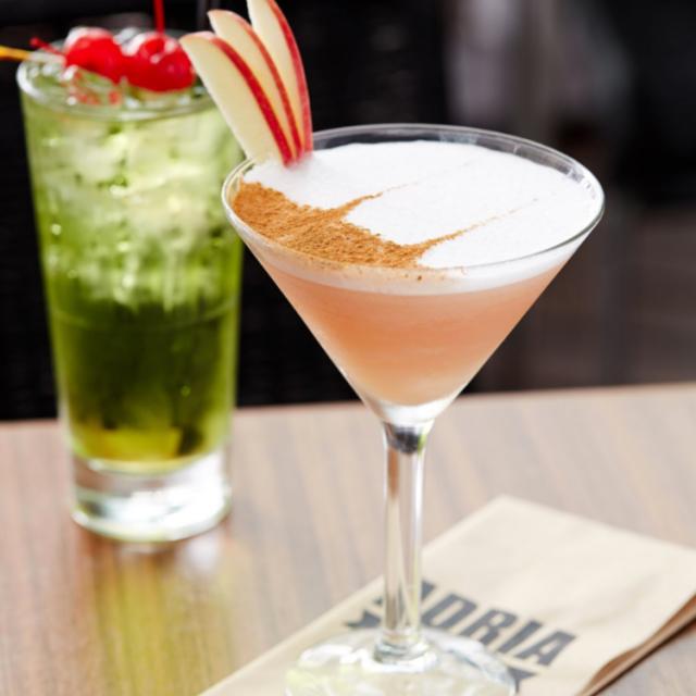 Adria Happy Hour cocktail photo