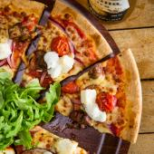 Pizza Pontoon food image