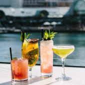Cafe Del Mar Cocktails