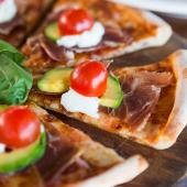 Baia the Italian pizza photo
