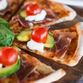 Baia the Italian pizza photo