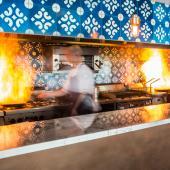 Cafè del Mar venue kitchen photo