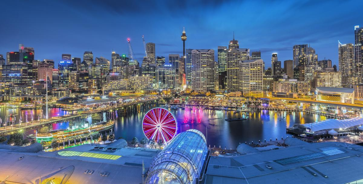 Darling Harbour Sydney