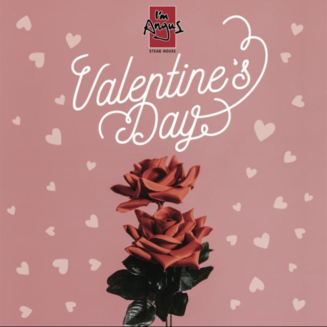 Valentine's Day at I'm Angus Steakhouse