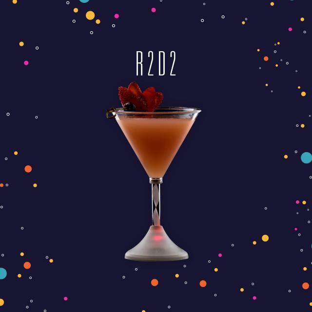 R2D2 Cocktail