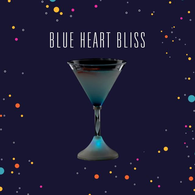 Blue Heart Bliss