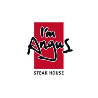 I'm Angus Steak House logo